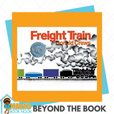 Beyond the Book: Freight Train