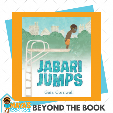 Beyond the Book: Jabari Jumps