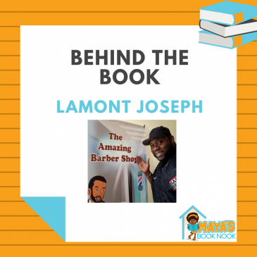 Behind the Book: LaMont Joseph