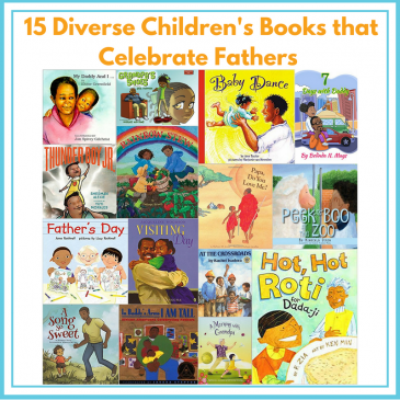 15 Diverse Children's Books that Celebrate Fathers