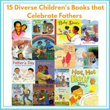 15 Diverse Children's Books that Celebrate Fathers