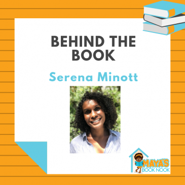 Behind the Book: Serena Minott