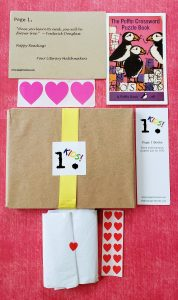 Page 1 Kids Subscription Box