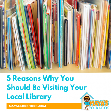5 Reasons Why You Should Be Visiting Your Local Library