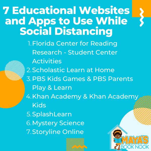 7 Educational Websites and Apps to Use While Social Distancing