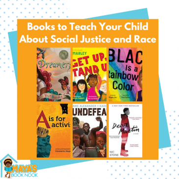 Books to Teach Your Child About Social Justice and Race