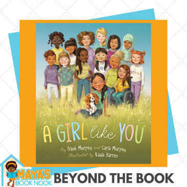 Beyond the Book: A Girl Like You