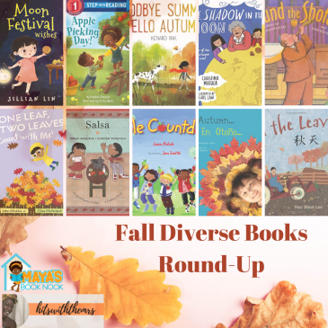 Fall Diverse Books Round-Up