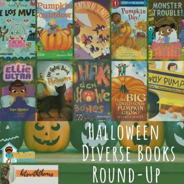 Halloween Diverse Books Round-Up