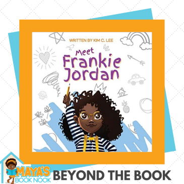 Beyond the Book – Meet Frankie Jordan